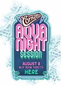 Cornetto Aqua Night Session