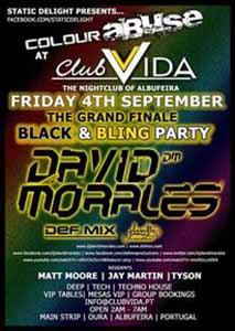 David Morales @ Club Vida