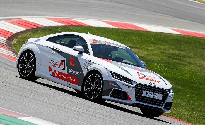 Audi TTS - Autodromo do Algarve Racing School