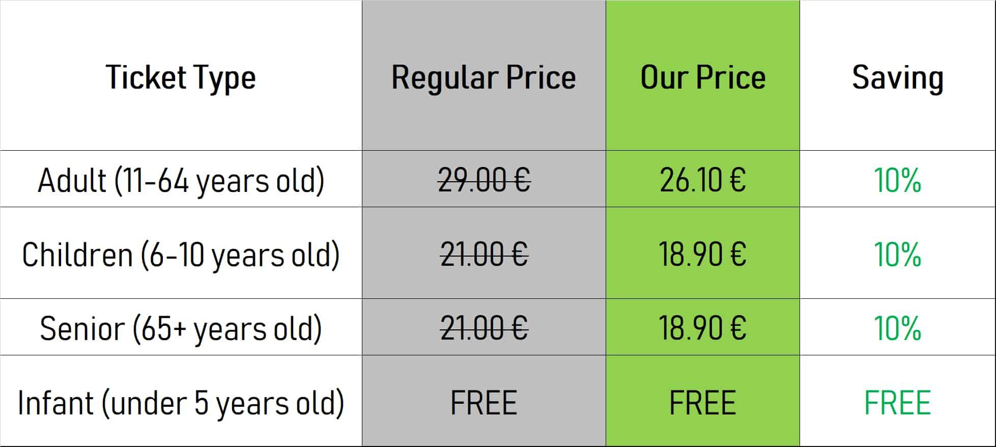 EN Aquashow Prices 2020