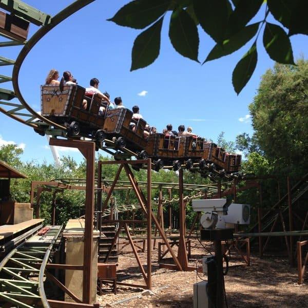 El Tren De Potosi Isla Magica
