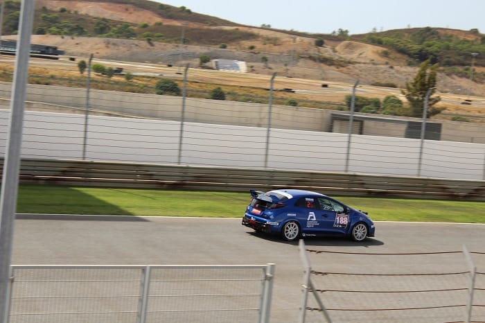 Honda Type R Racing - Autodromo do Algarve Racing School