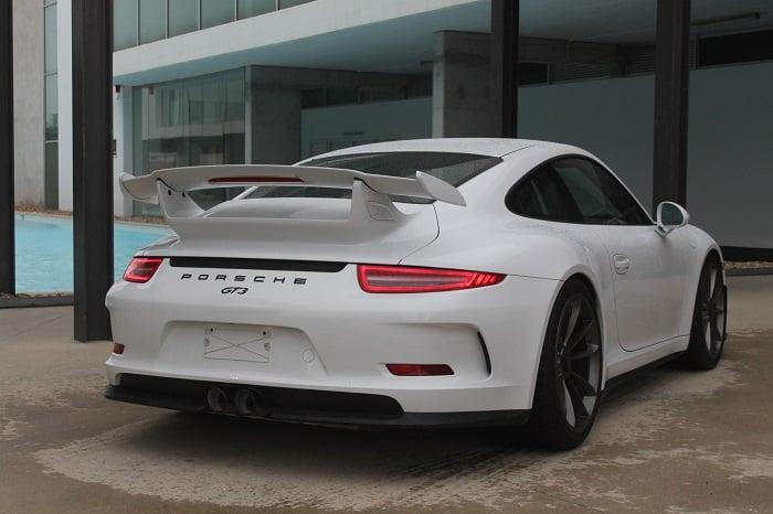 Porsche 911 GT3 Autodromo do Algarve Racing School