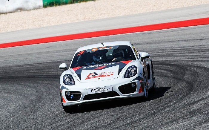 Porsche Cayman S - Autodromo do Algarve Racing School