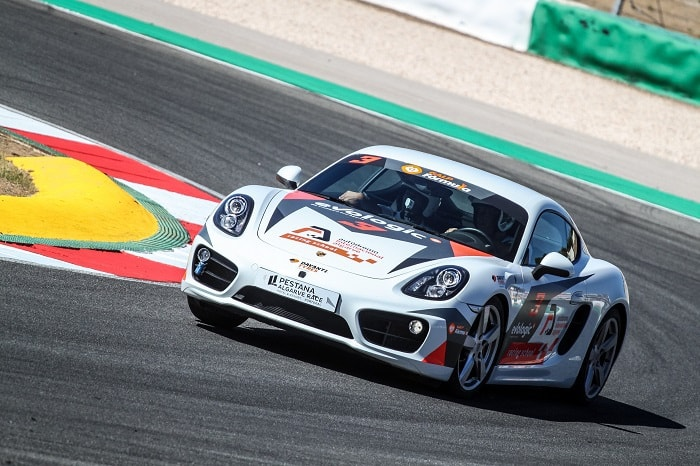 Porsche Cayman S Autodromo do Algarve Racing School