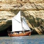 Albufeira Pirate Sailing Boat Leãozinho
