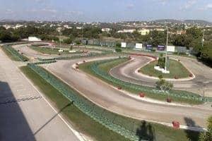 Almancil Go Karting tracks