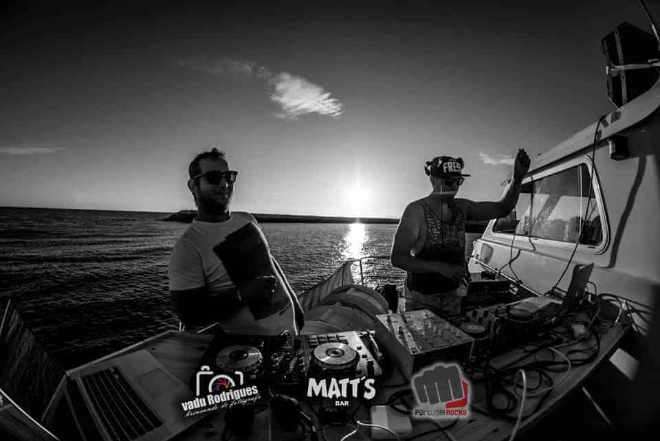 Vilamoura DJ`s Boat Party