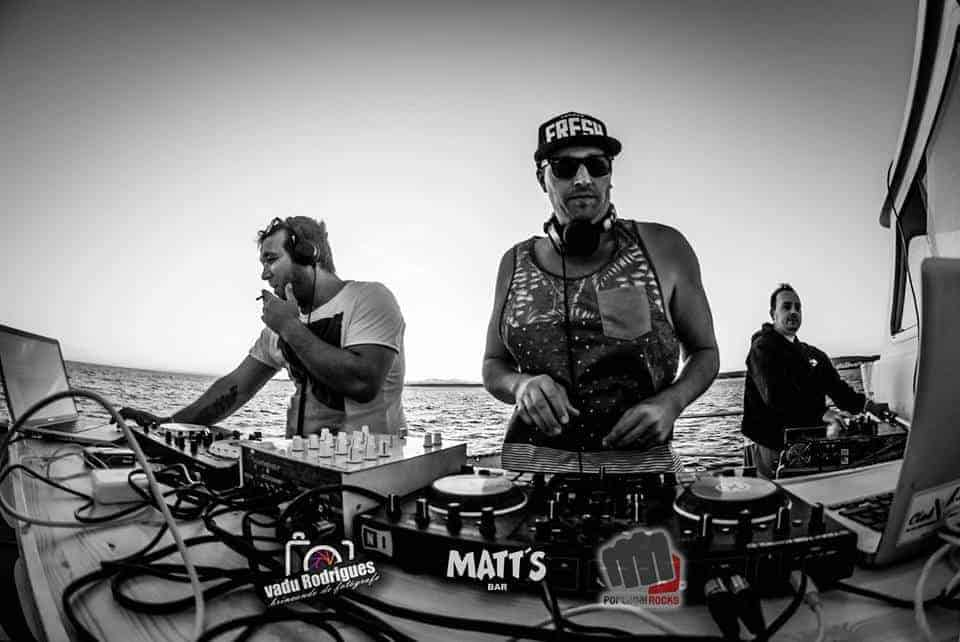 Boat Party DJs from Vilamoura