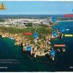 Kayak Lagos route map