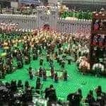 Legos army at Portimão Arena Fun Brick