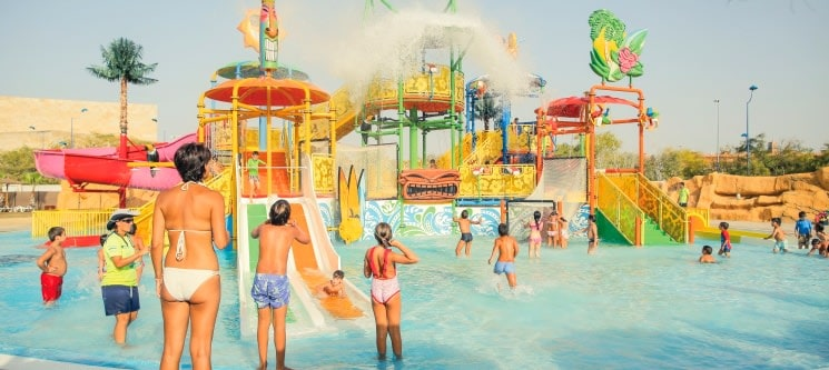 Isla Magica Mini Paraiso Para Criancas P