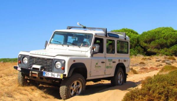 Jeep Safari Near Aljezur