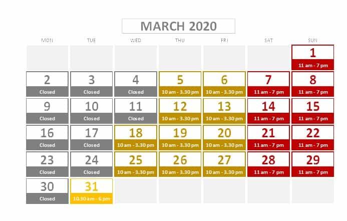 Kidzania Março