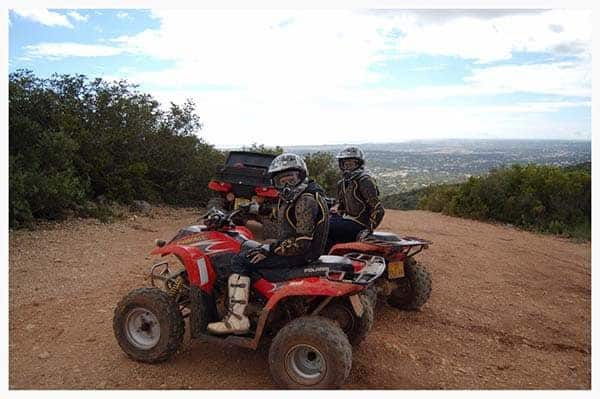 Quad Bikes - Countryside
