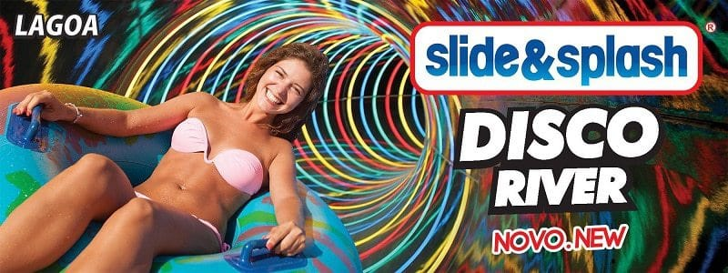 Slide And Splash Disco River