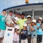 Vilamoura Family Fun Fishing Trip