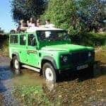 Traditional Jeep Safari
