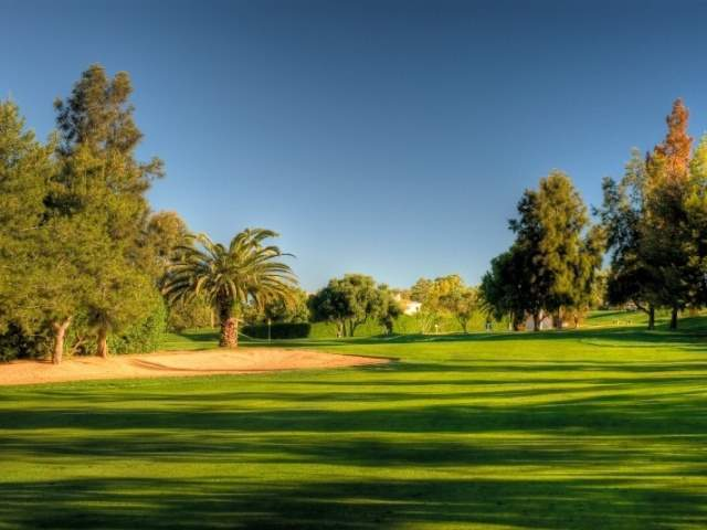 Alto Golf Camp in Alvor