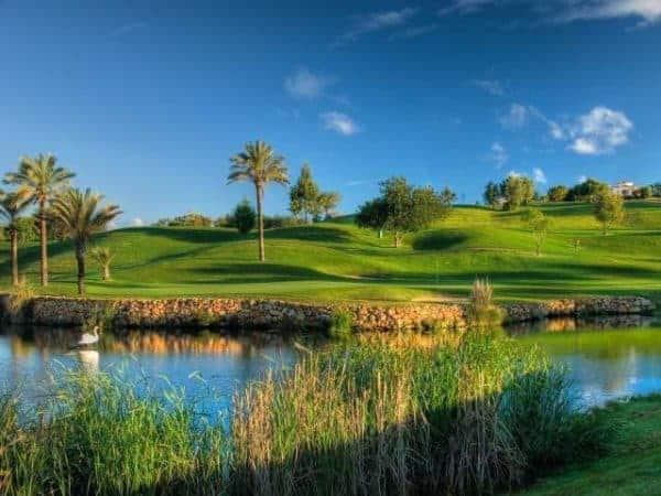 Campo de golfe do Gramacho, Carvoeiro