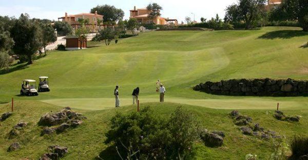 campo de golf Vale de Pinta en Algarve
