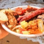Sup Bbq Lunch