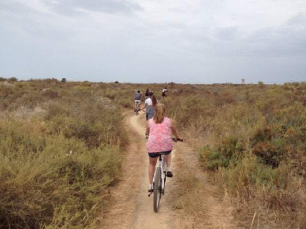 Bike trip from Vilamoura from the Countryside