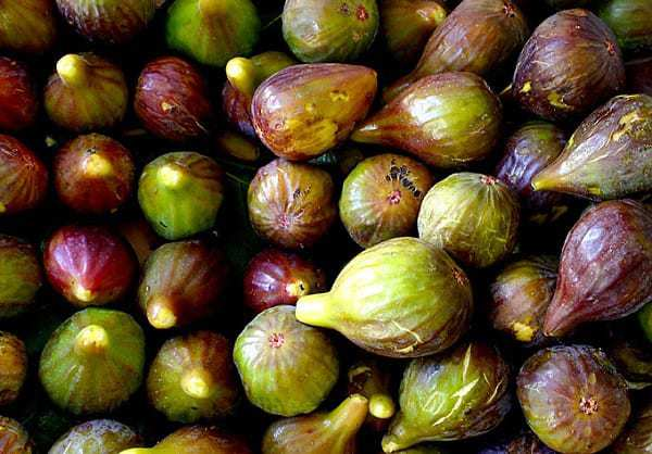 Figs from a market in Albufeira