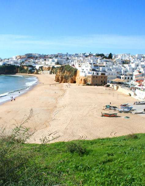 Sea View 1 Minute to Oldtown and Beach, Albufeira