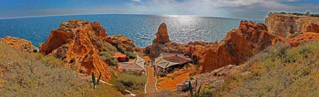 Algar Seco, Boneca beach