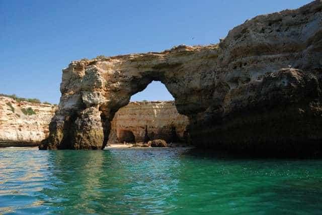 Littoral de l'Algarve