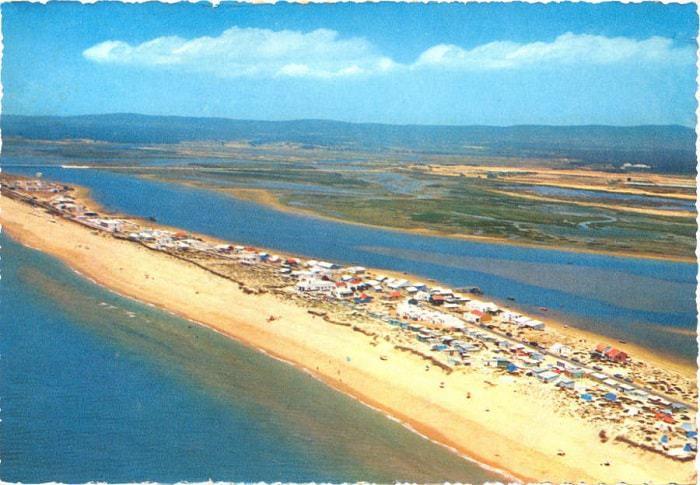 Carte postale de l'île de Faro