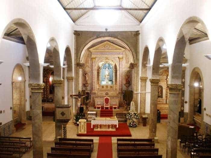 Igreja de Sao Sebastiao lagos