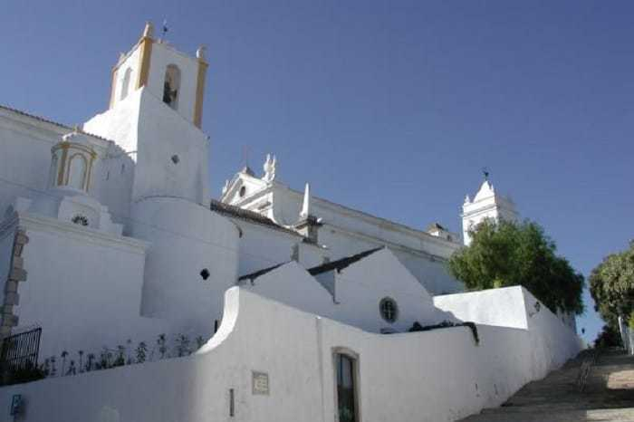 Tavira churches