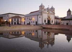 Eglise de Santa Maria à Lagos