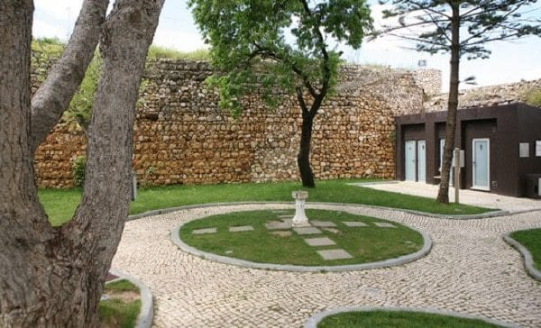 Ruínas do Castelo de Alvor.