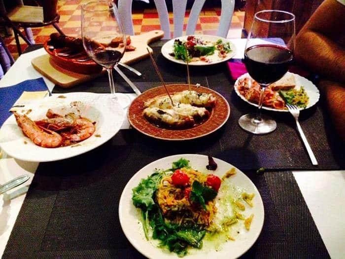 restaurante d`gusta em Tavira