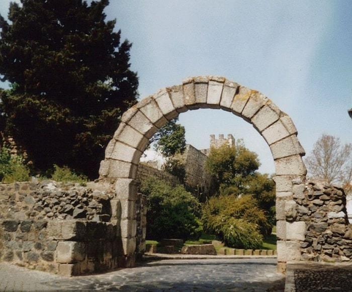 Roman Arch of Beja