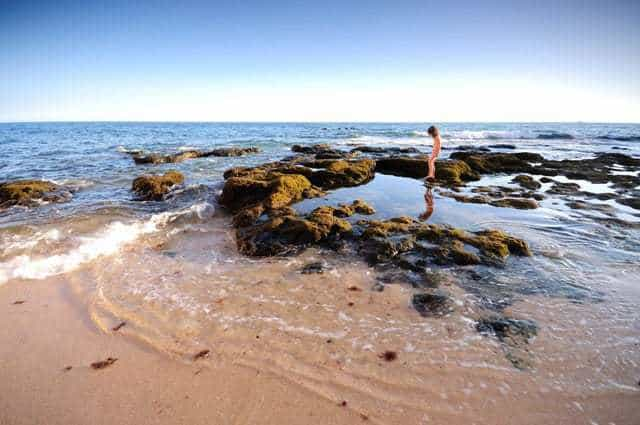 Praia de Vale de Centeanes