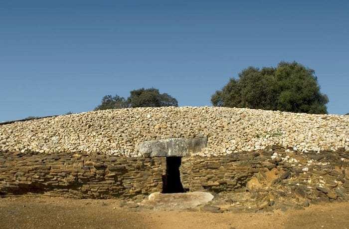 construcción prehistórica - Alcalar