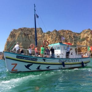 Sailing boat Lagos