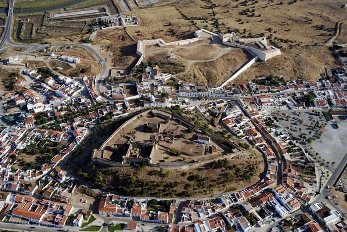 Castelo E Forte Castro Marim