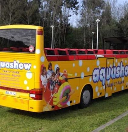 Aquashow Bus