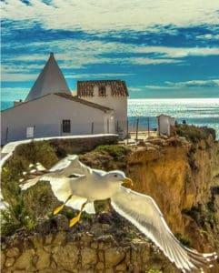 Senhora Da Rocha chapel (armação De Pêra)