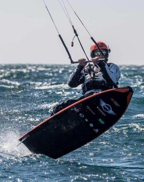 Kitesurfing Lagos