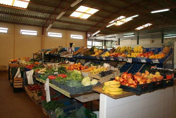 Monte Gordo Municipal Market