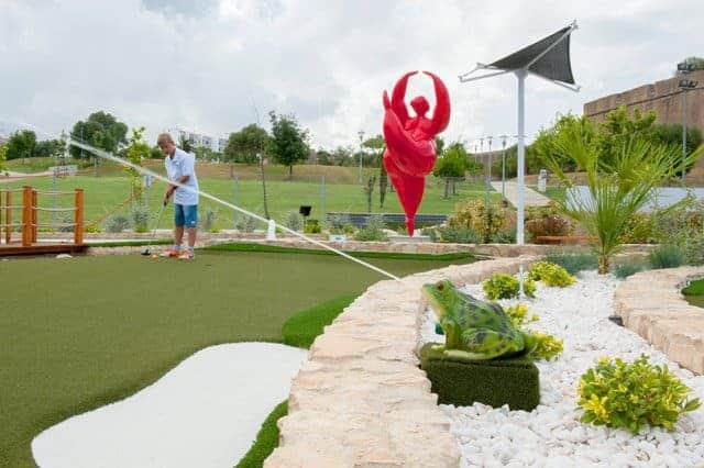 Pro Putting Garden Golf