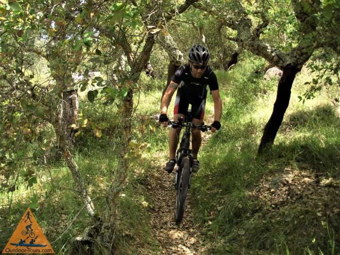 Algarve Downhill Offroad Biking Monchique Single Track (1)