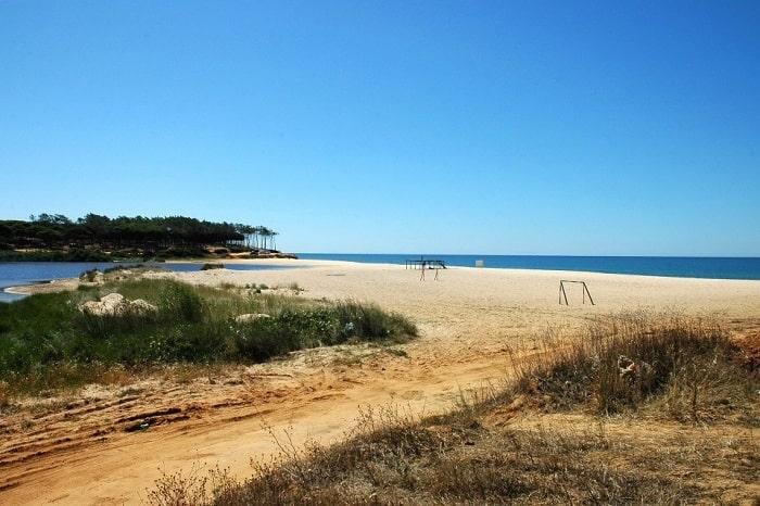Praia Do Trafal Quarteira