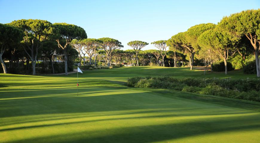 Millenium Golf Course in Vilamoura.